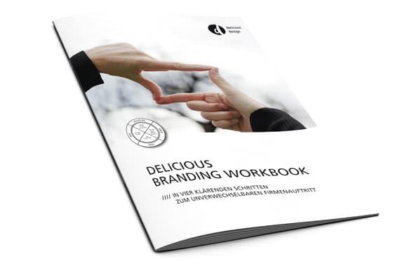 Delicious Branding Workbook Freebie