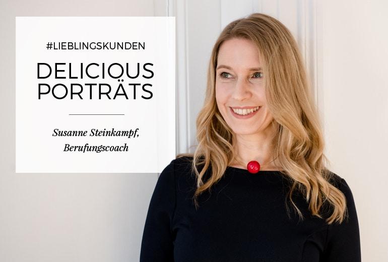 Branding für Berufungscoach Susanne Steinkampf